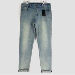 ASOS Light Blue Wash Jeans 34 x 32